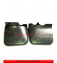 MUD GUARD MITSUBISHI STRADA L200 GLS 2.5 L TURBO (2002 - 2007) KARPET LUMPUR
